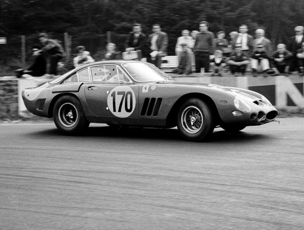 AM Ruf : Kit Ferrari 250 GTO  #4713 Tour de France 1963