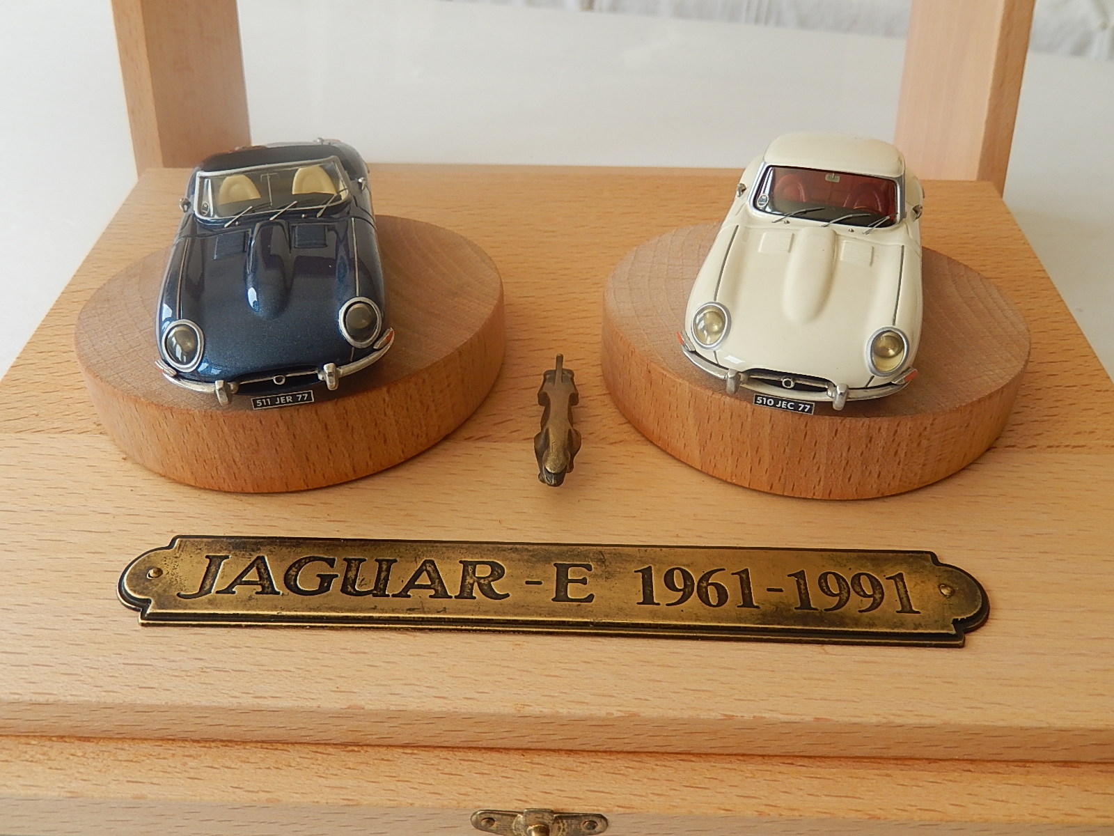 AM Ruf : Jaguar Type E Set - signed by AM RUF