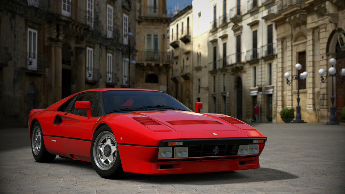 AM Ruf : Kit Ferrari 288 GTO 1984
