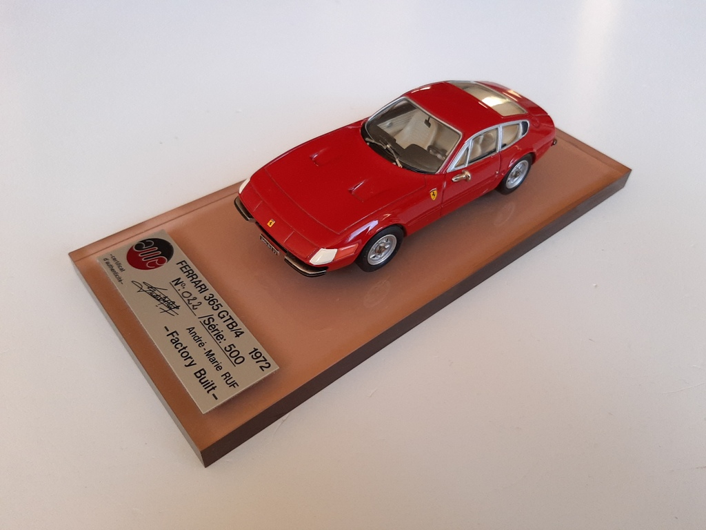 AM Ruf : Ferrari 365 GTB/4 Daytona  --> New conditions !!
