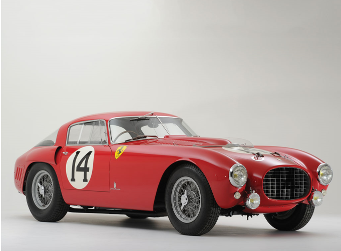 AM Ruf : Kit Ferrari 340 / 375  Le Mans 1953