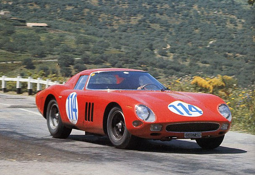 M. Craig : Kit Ferrari 250 GTO 64 Long Roof --> RESERVED