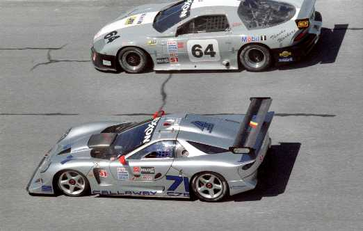 AM Ruf : Kit Chevrolet Corvette C7R Daytona 1997