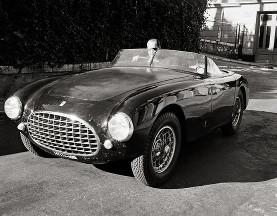 AM Ruf : Kit Ferrari 212 Export Vignale 1951