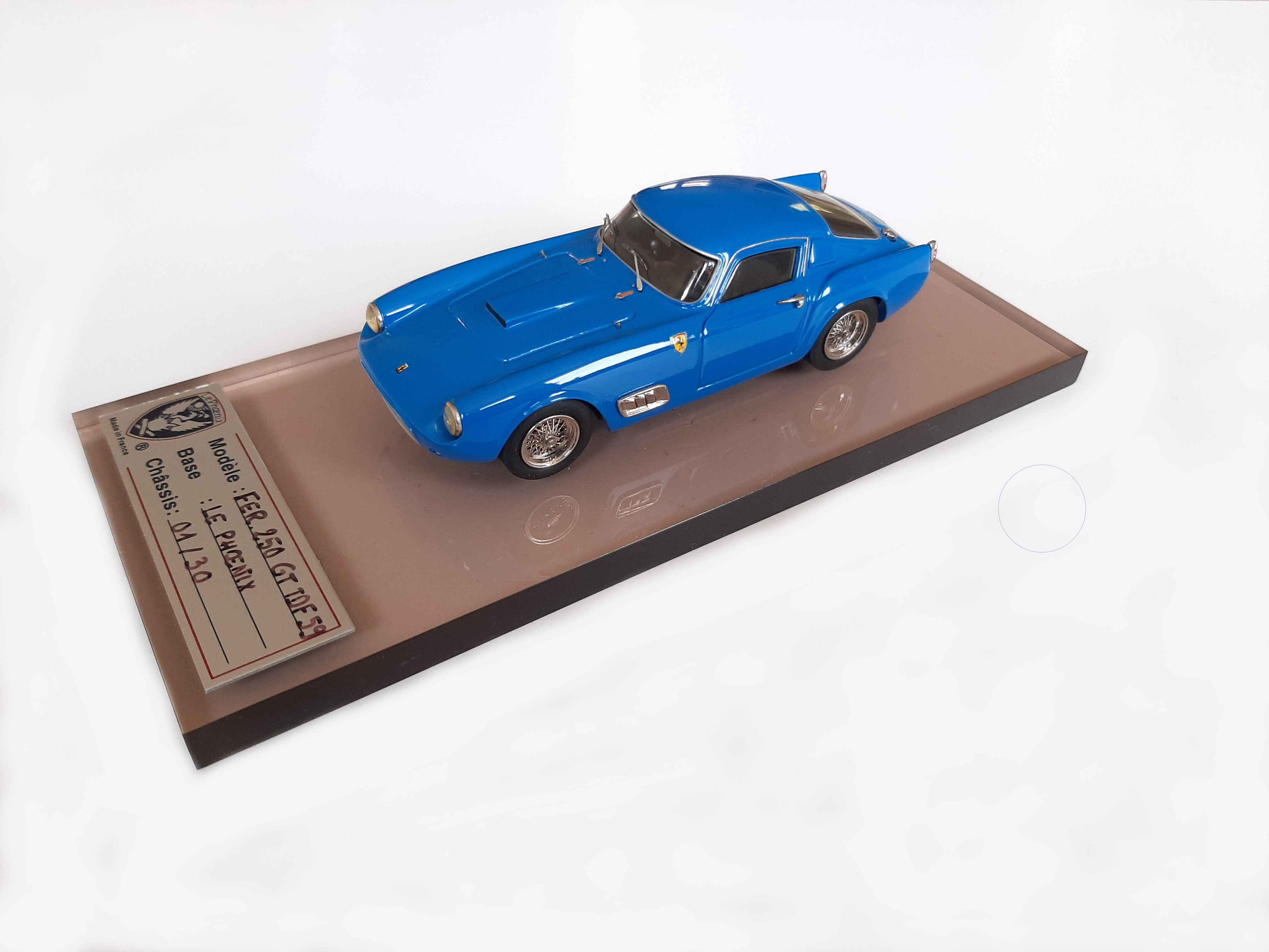 AM Ruf : Ferrari 250 GT TDF 59 Blue 01/30 --> RESERVED