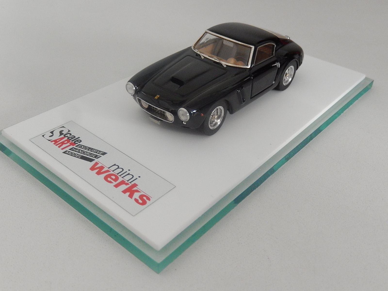 AM Ruf : Ferrari 250 SWB 1960 black by Scale Auto Art