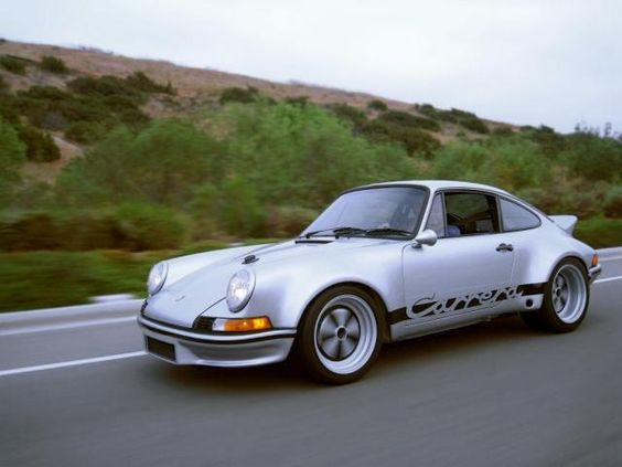 AM Ruf : Kit Porsche 911 Carrera RSR 1973
