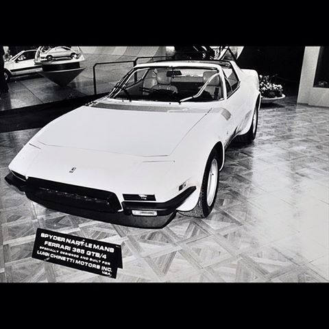 AM Ruf for TRON : Kit Ferrari 365 Michelotti stradale