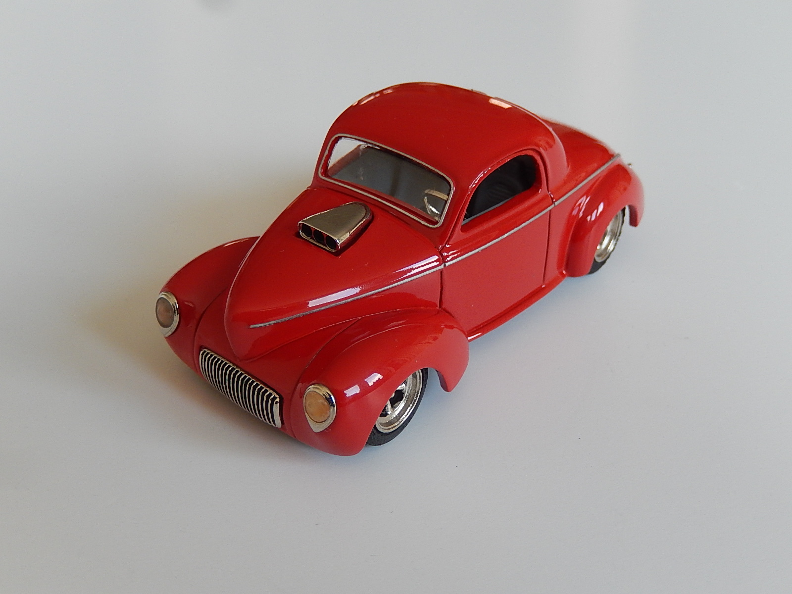 Design Studio : Willys coupe 1941