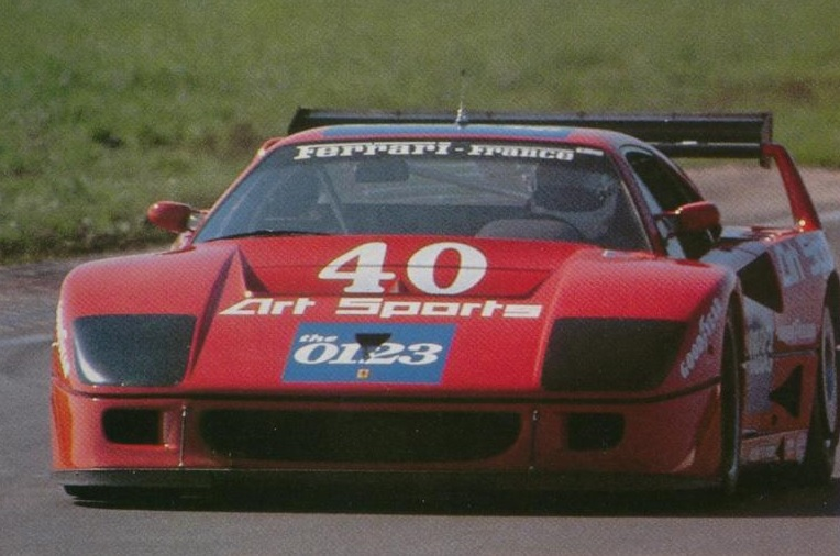 AM Ruf : Kit Ferrari F40 Imsa 1990