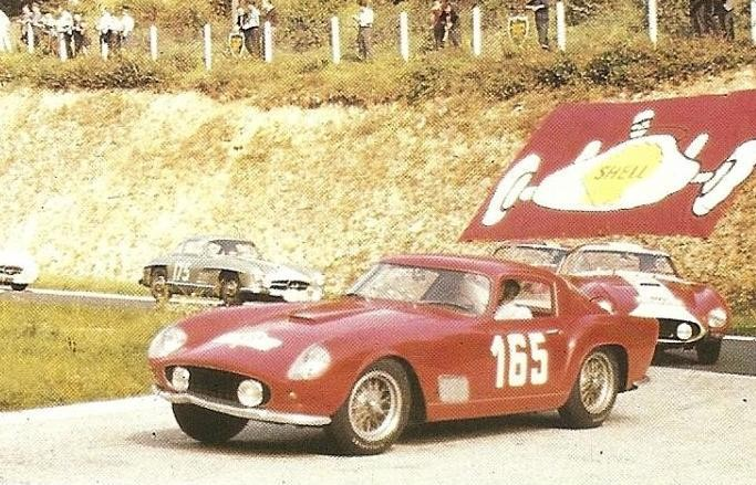 AM Ruf : Kit Ferrari 250 GT TDF 1957 #0747GT