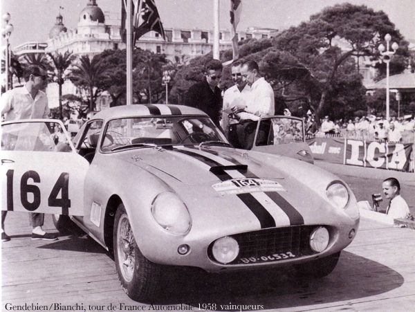 AM Ruf : Kit Ferrari 250 GT TDF 1958 n°164 -> RESERVED