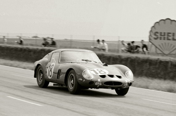 MF43 : Kit Ferrari 250 GTO 4293 Reims 1963 with engine