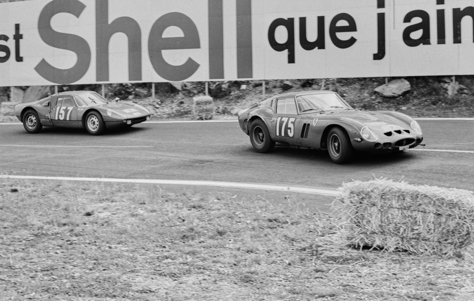 AM Ruf : Kit Ferrari 250 GTO Tour de France 1964 --> RESERVED
