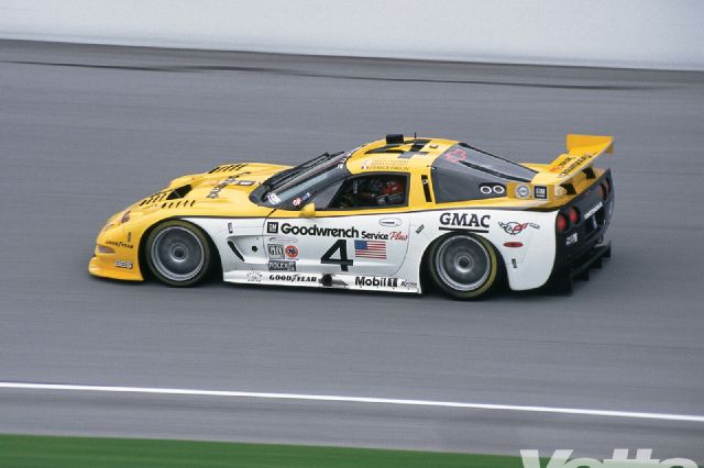 AM Ruf : Kit Chevrolet Corvette C5R Daytona 2000