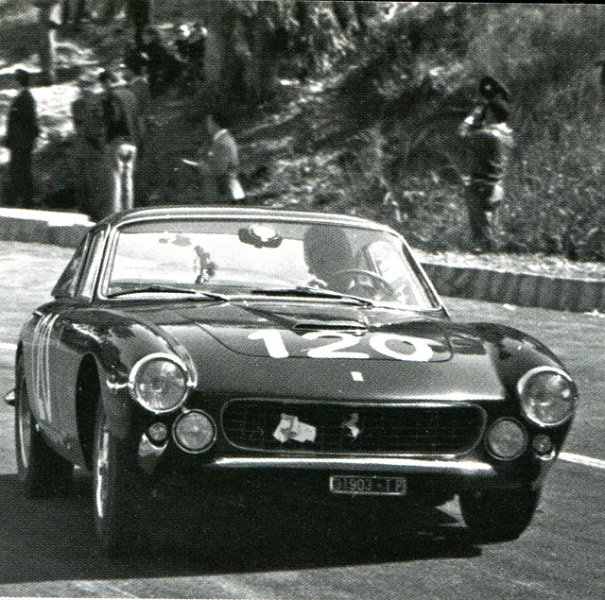 AM Ruf : Kit Ferrari 250 GT lusso T. Florio 1964 --> SOLD