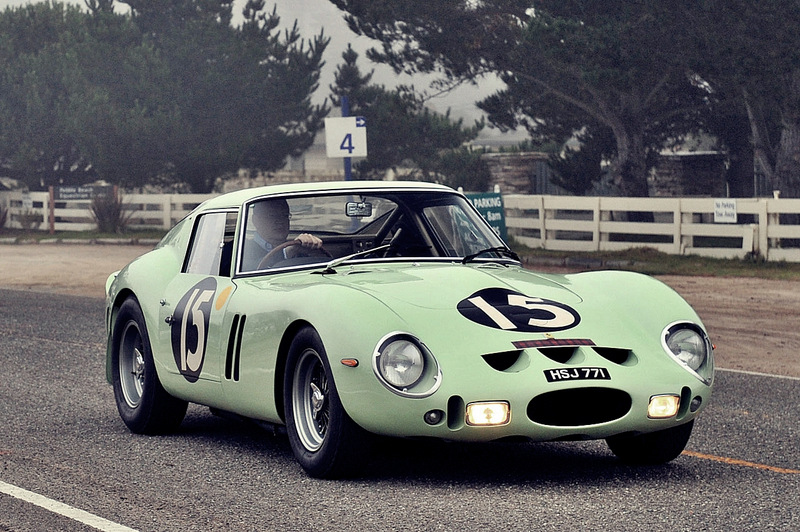 AM Ruf : Kit Ferrari 250 GTO 1st T.T 1962