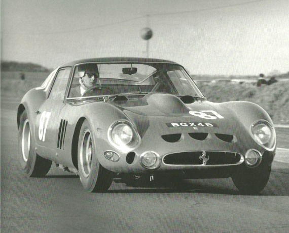 M. Craig : Kit Ferrari 330 GTO 4561 Long Wheel Base