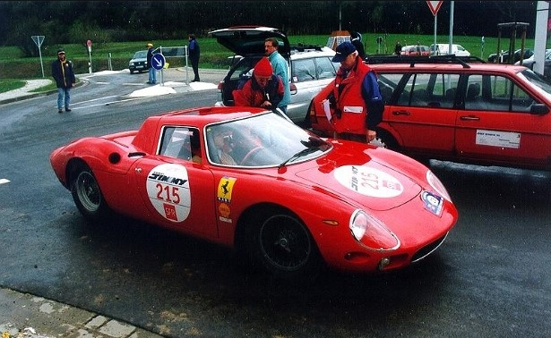 AM Ruf : Kit Ferrari 250 LM Tour de France Classic 1999