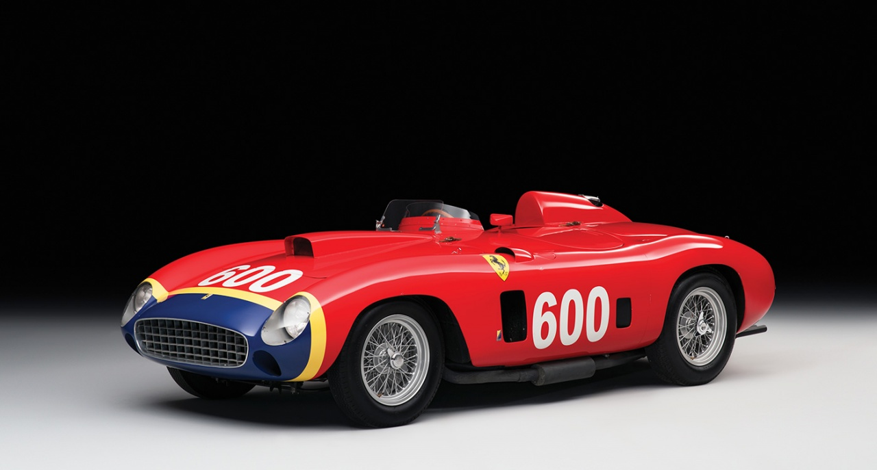 AM Ruf : Kit Ferrari 290MM MM 1956 with Fangio  --> RESERVED