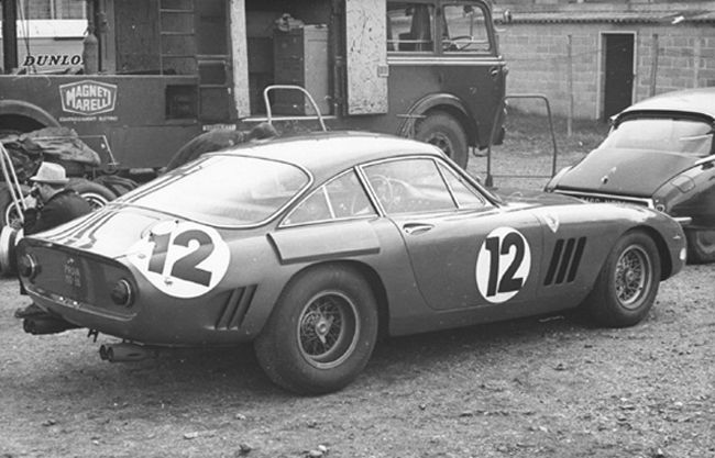 AM Ruf : Kit Ferrari 330 LMB test version Le Mans 1963