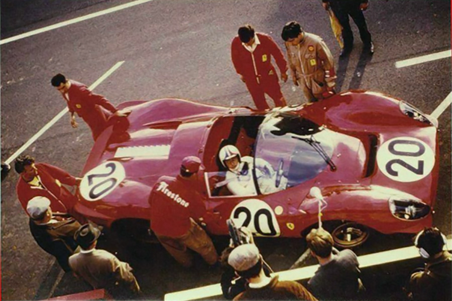 AM Ruf : Kit Ferrari 330 P4 Spyder Le Mans 67 / Brands Hatch 67