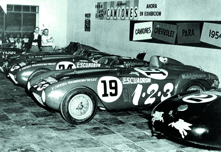 AM Ruf : Kit Ferrari 375 + Winner Panamerica 1954 -> RESERVED
