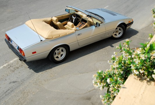 AM Ruf : Kit Ferrari 400i cabriolet 1982  --> RESERVED