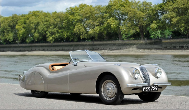 AM Ruf : Kit Jaguar XK120 roadster