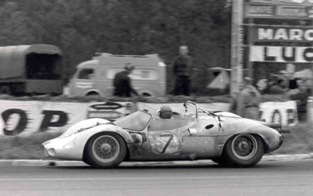 AM Ruf : Kit Maserati tipo 63 24h Le Mans 1961 --> SOLD