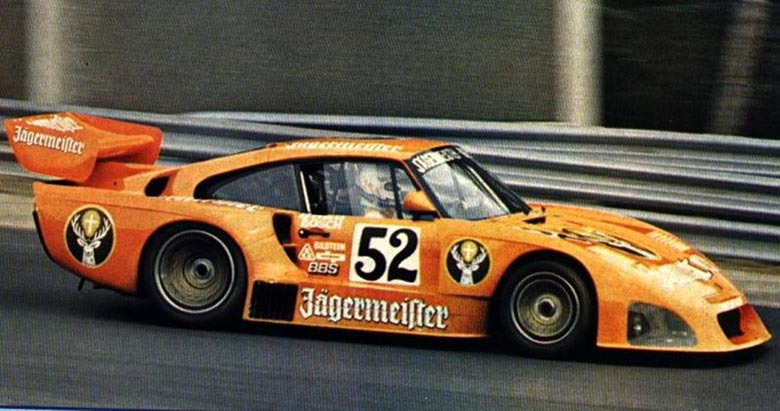 AM Ruf : Kit Porsche 935 K4 Jagermeister