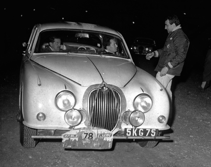 Lephoenix : Kit Jaguar MKII Tour de France 1960