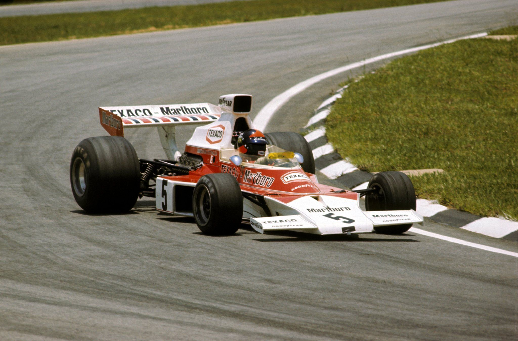 Tameo : Kit McLaren Ford M23 Brazilian GP 1974