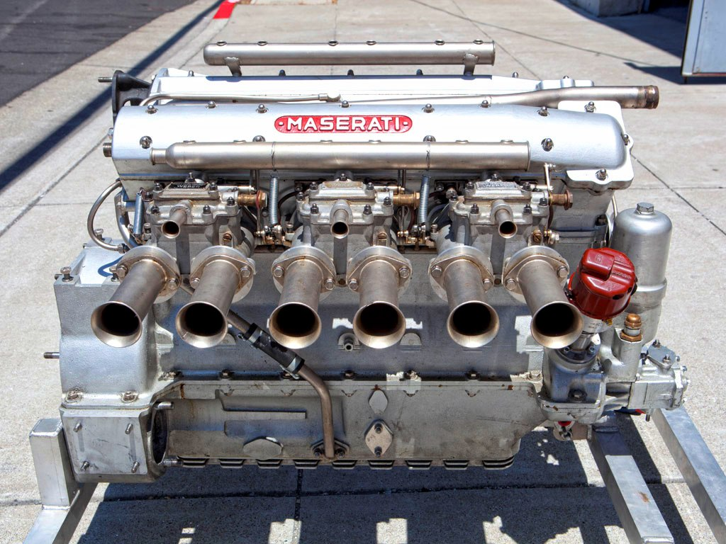Feeling43 : engine Kit Maserati A6 - 6 cylinders