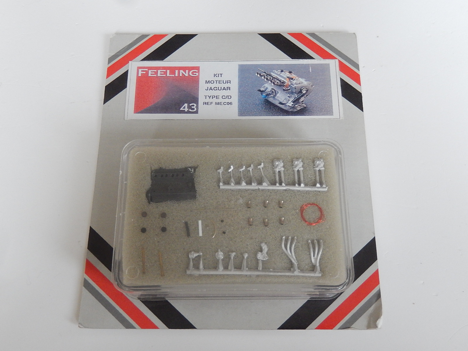 Feeling43 : engine Kit Jaguar Type C/D  --> SOLD