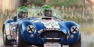 AM Ruf : Kit AC Cobra 427 Team ATS  --> RESERVED