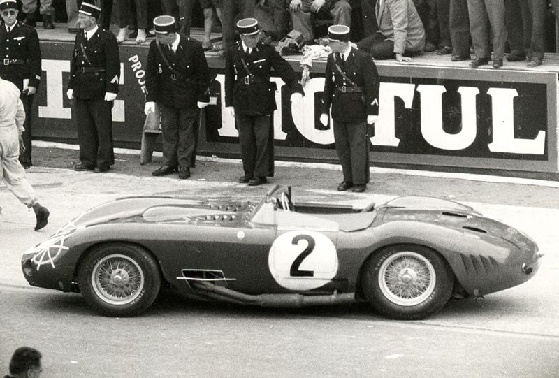 AM Ruf : Kit Maserati 450S le mans 1957