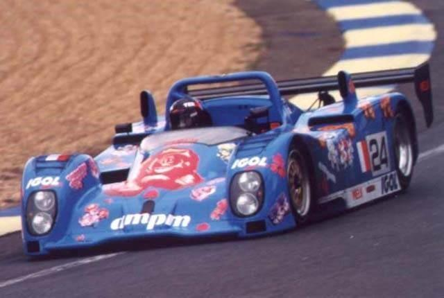 Paddock : Kit Courage C50 A.M.P.M Le Mans 1998