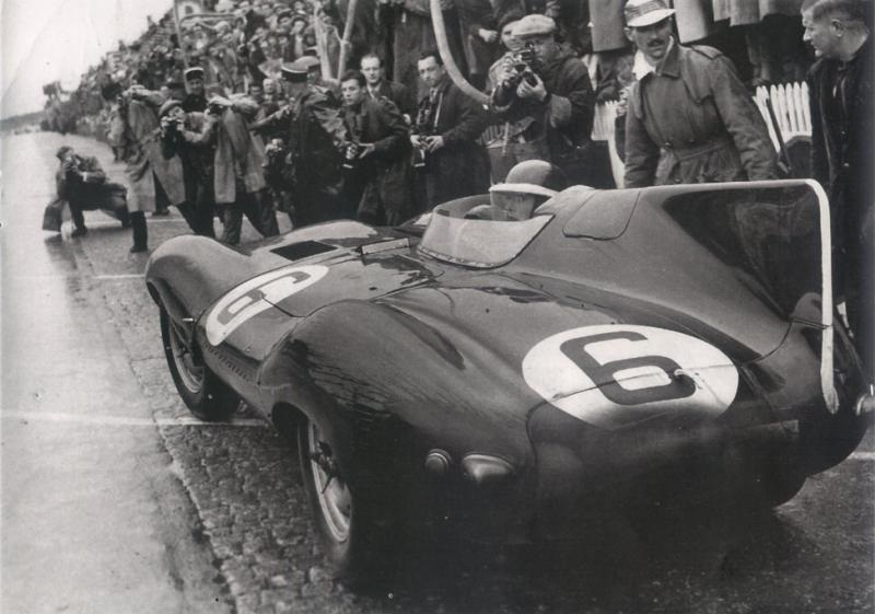 SMTS  : Kit Jaguar type D  Winner Le Mans 1955 / Cunningham