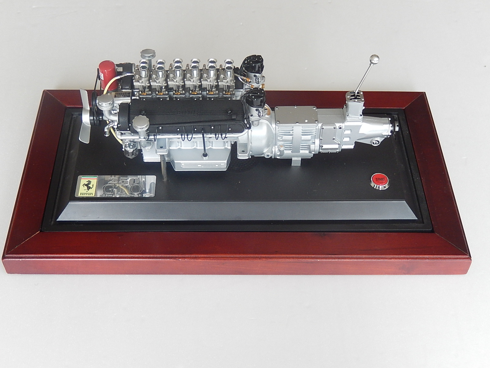 GMP : Ferrari 250 GTO engine 1/6 scale