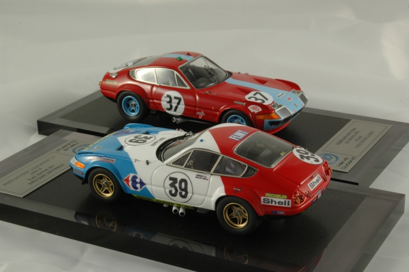 H. Duband : Ferrari Daytona le mans projects