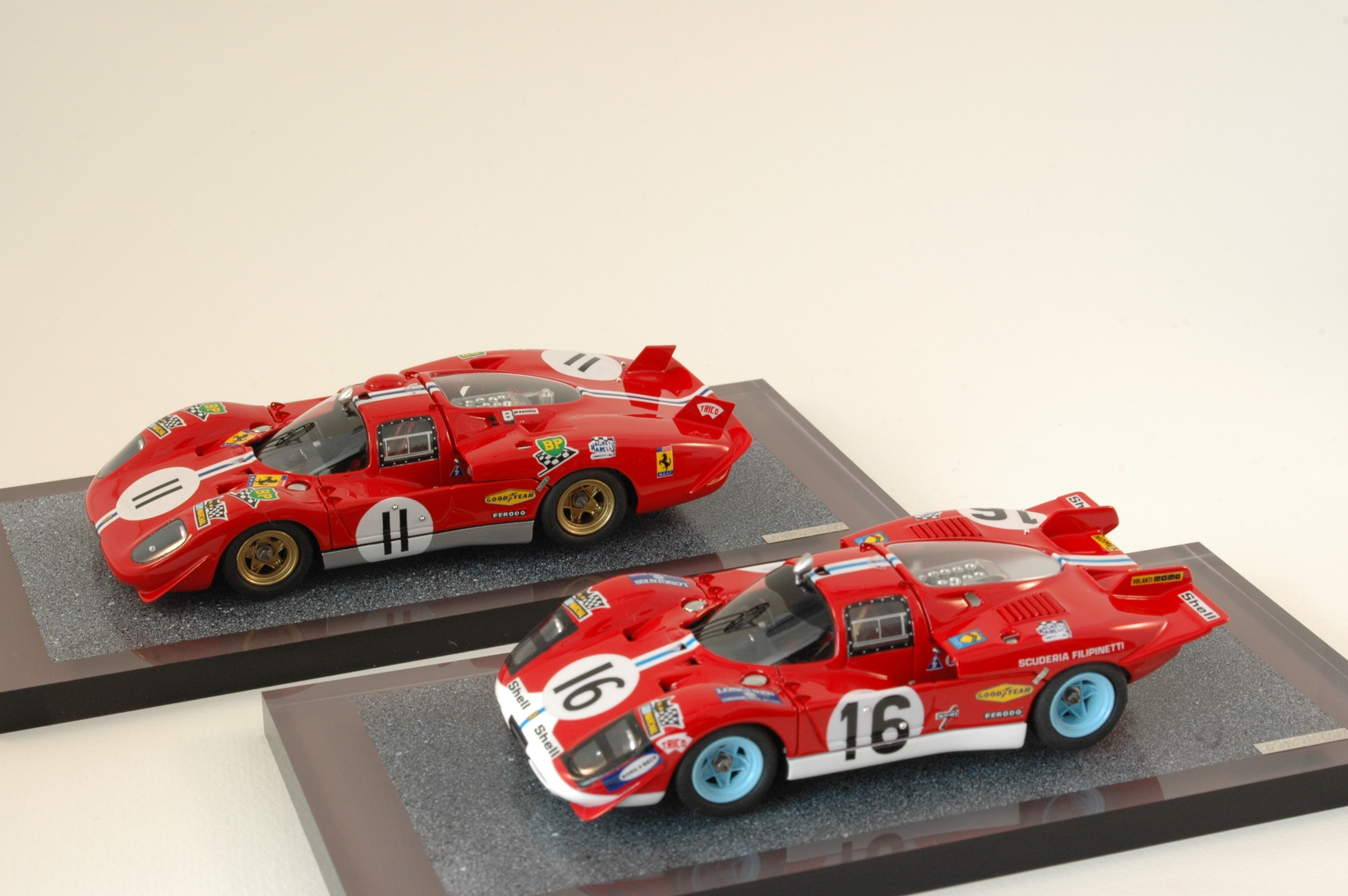 H. Duband : Ferrari 512 S from AMR kits