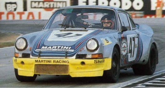 AM Ruf : Kit Porsche 911 RSR Martini Le mans 1973 -> SOLD