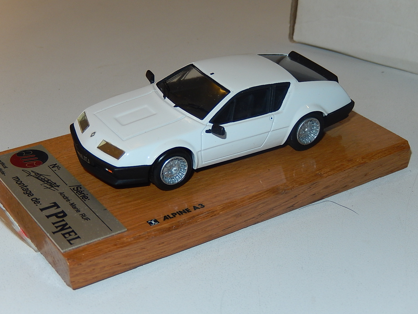 AM Ruf : Alpine A310 factory built --> one of the 6 made !!!