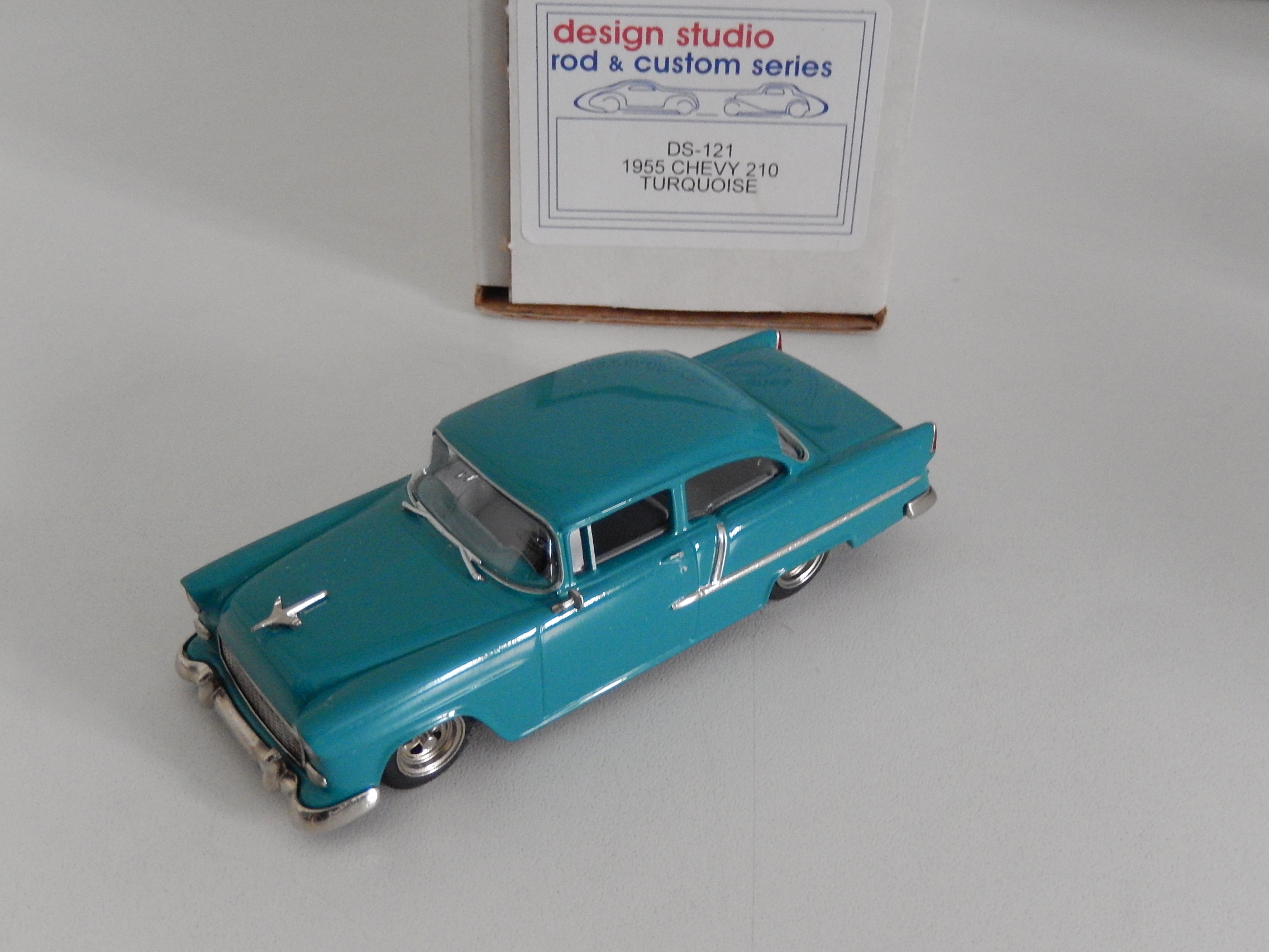 Motor City : Chevy 210 1955