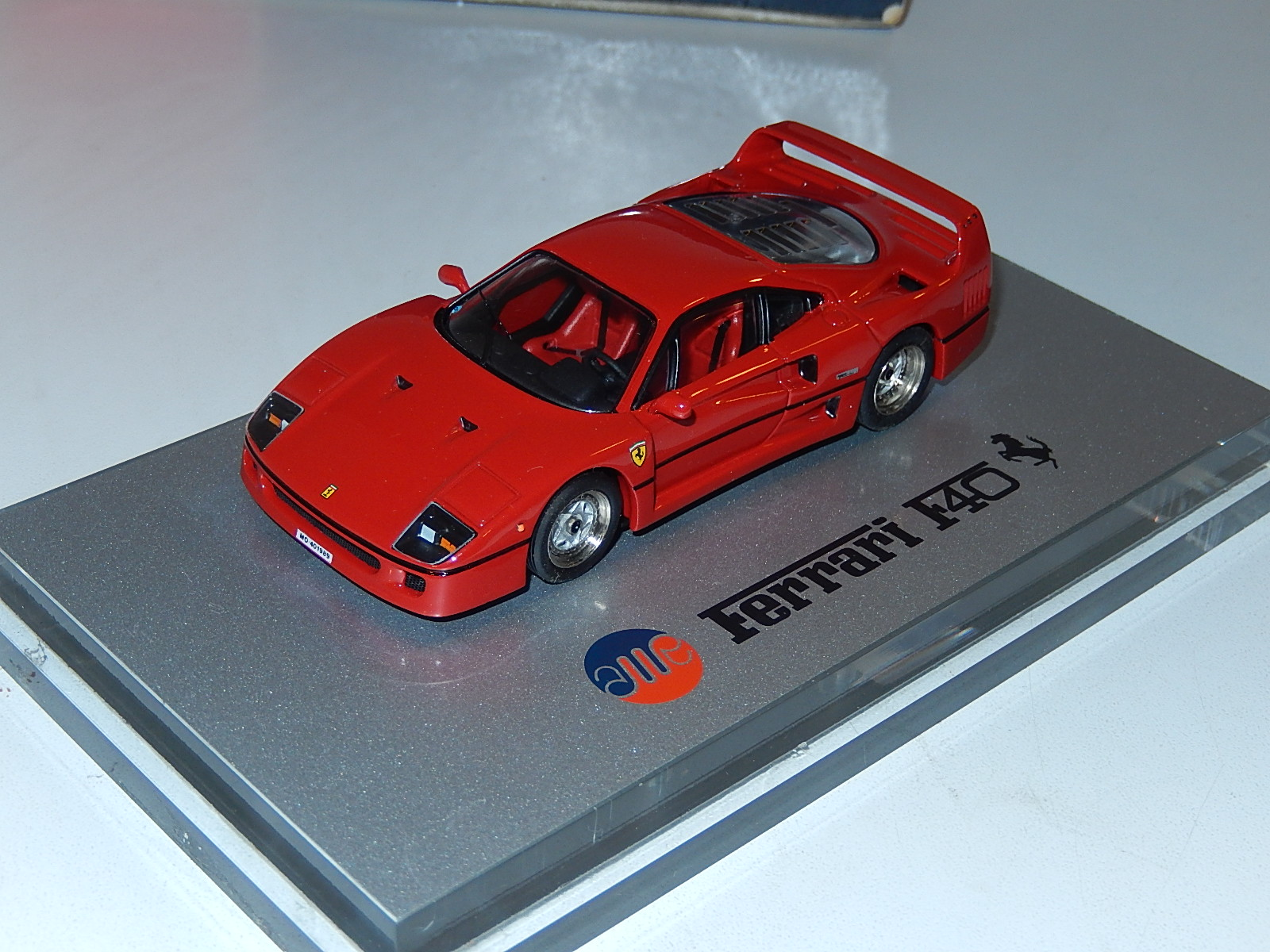AM Ruf : Ferrari F40 red