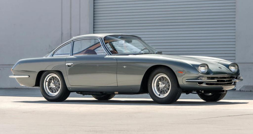 AM Ruf : Kit Lamborghini 350 gt coupé  --> SOLD