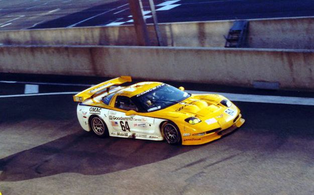 AM Ruf : Kit Chevrolet Corvette C5R Le mans 2000