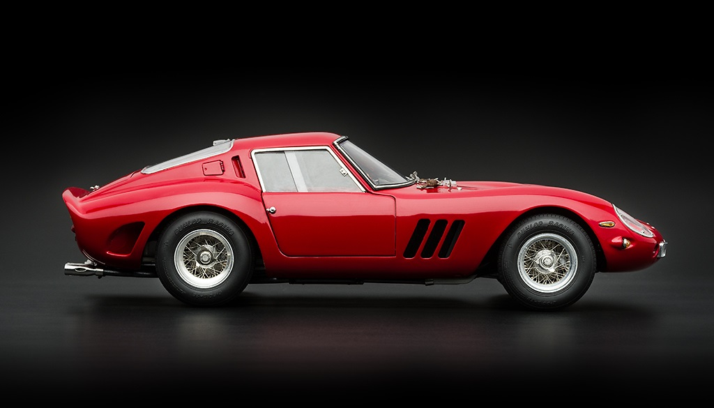 MODELART111 - 11 : 250 GTO stradale - 3 vents & engine option