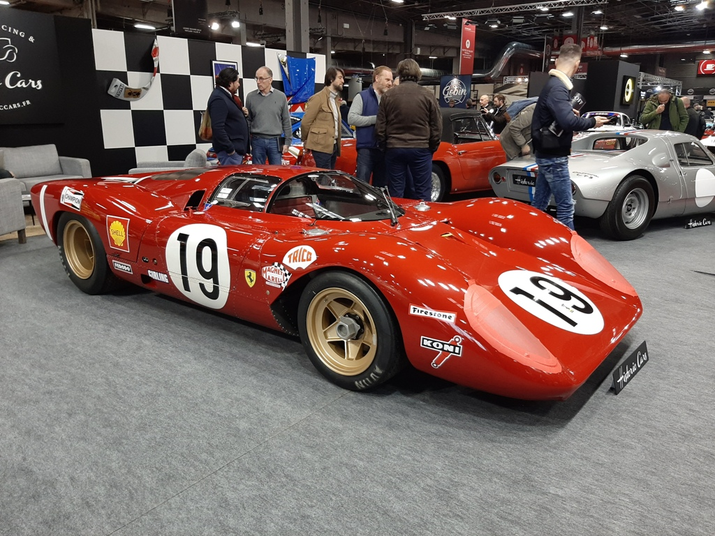 Retromobile Show - Paris - 2020